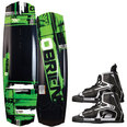 WAKEBOARD O BRIEN ACE 2014 + CHAUSSES DEVICE