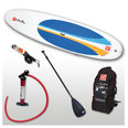 PACK SUP GONFLABLE RED PADDLE 10.0 SURFER + LEASH + PAGAIE