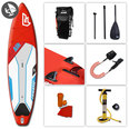 FANATIC 11.0 PREMIUM TOURING 2014 STAND UP PADDLE